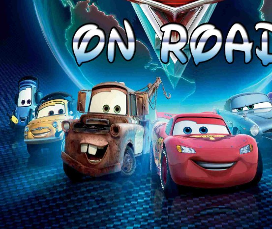 Play Cars 2 Find The Alphabets Game