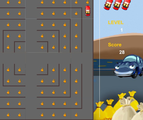 Play Cars 2 Coloring Characters Game