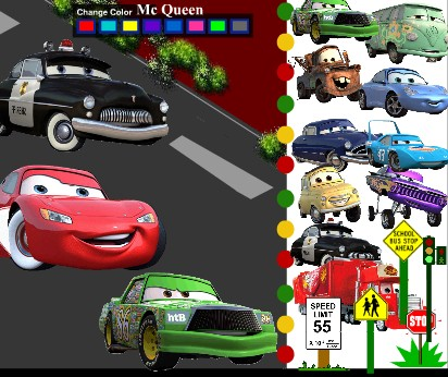 Play Cars Hidden Objects Game