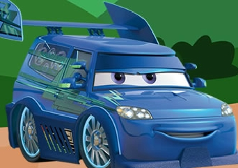 Play Cars On Road 4 Game