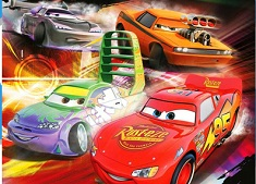 Play Cars In London Puzzle Game
