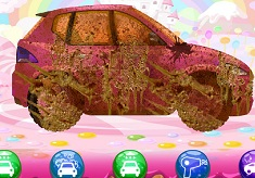 Play Cool Cars Disney Puzzle Game